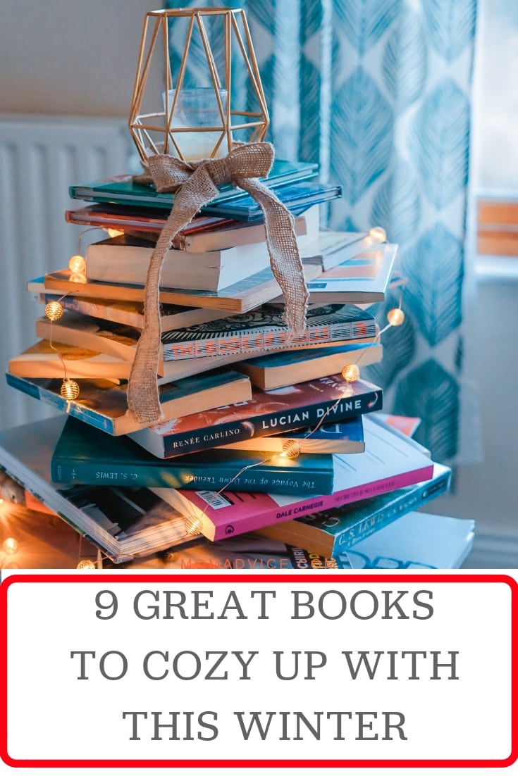 9 Cozy Books for Winter Reading (Plus a HUGE GIVEAWAY)