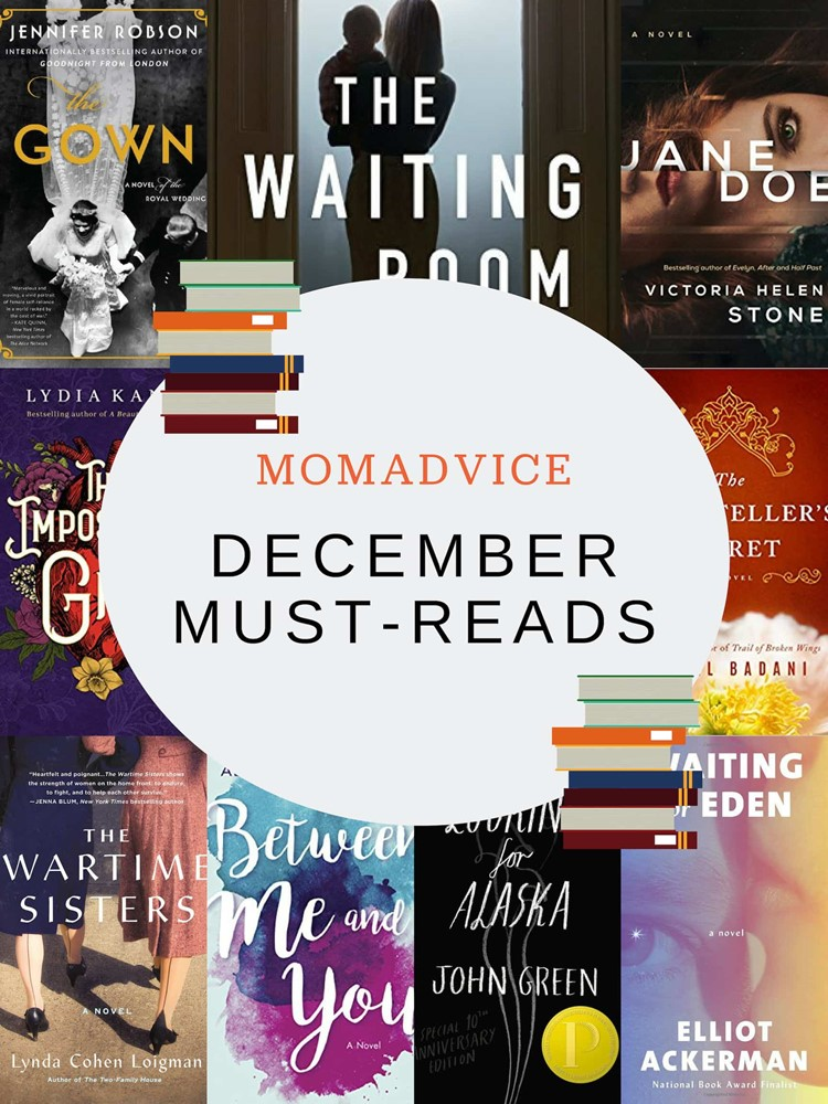2018 Must Haves: December 2018 Must-Reads
