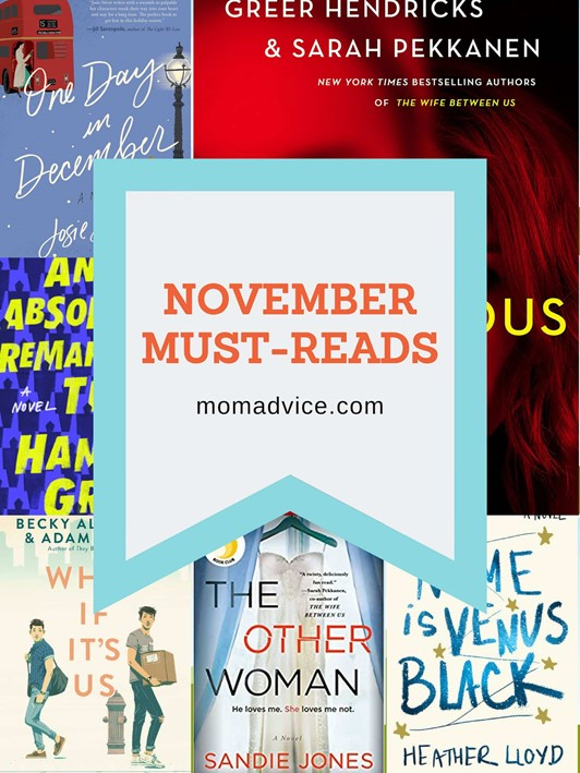 November 2018 Must-Reads