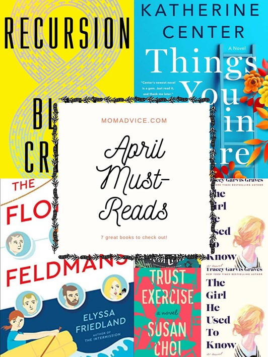 April 2019 Must-Reads