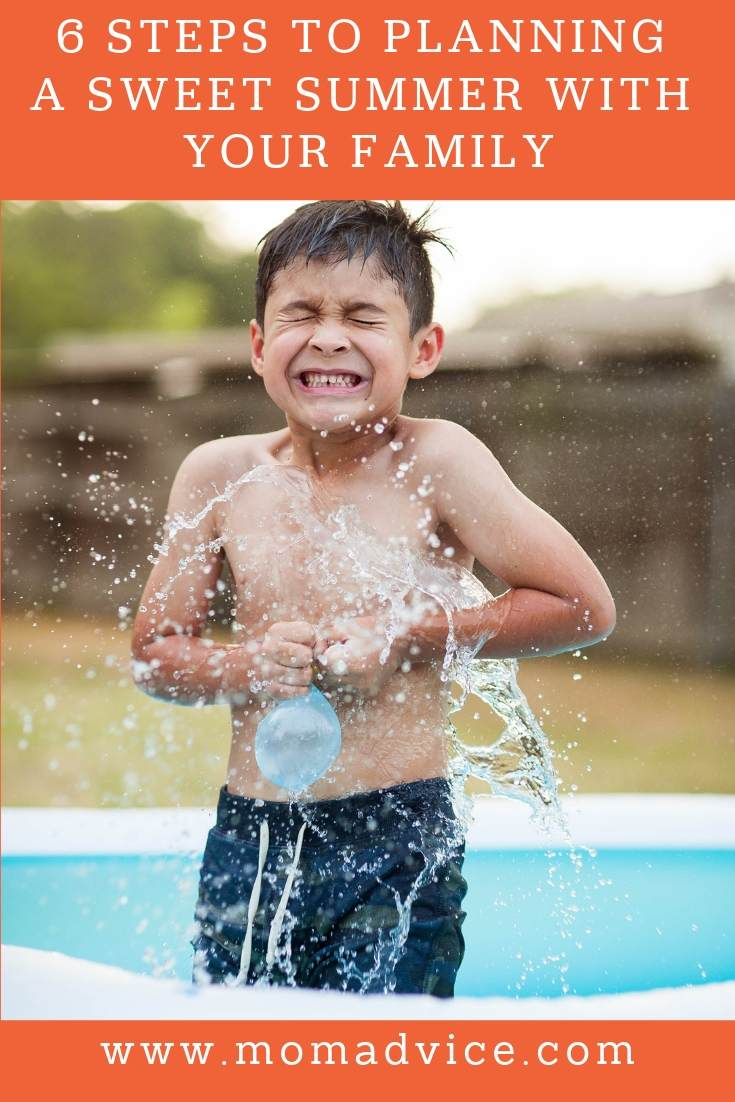 Parenting in the Summer « MomAdvice