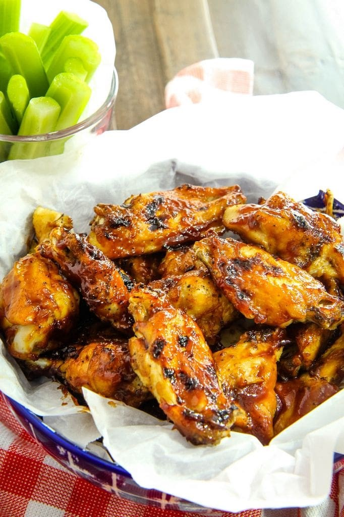 Best Instant Pot Wings from MomAdvice.com