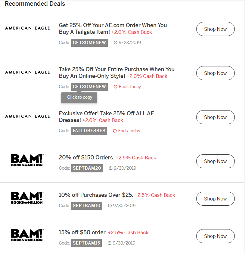 Earn Money Through the Rakuten Cash Back Offers from MomAdvice.com