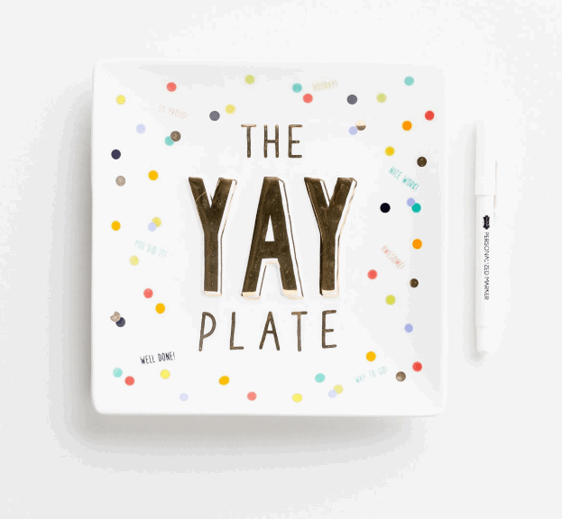 the yay plate