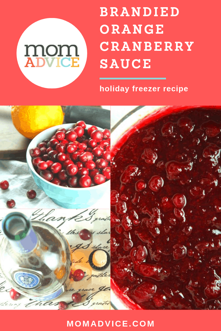 Make-Ahead Cranberry Sauce Recipe