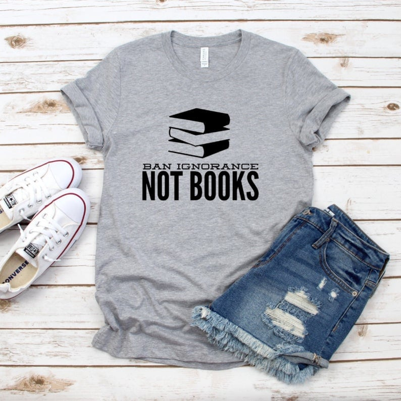 ban ignorance not books