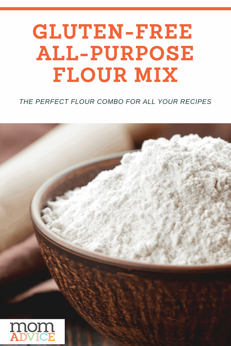 Gluten-Free All-Purpose Flour MIx from MomAdvice.com
