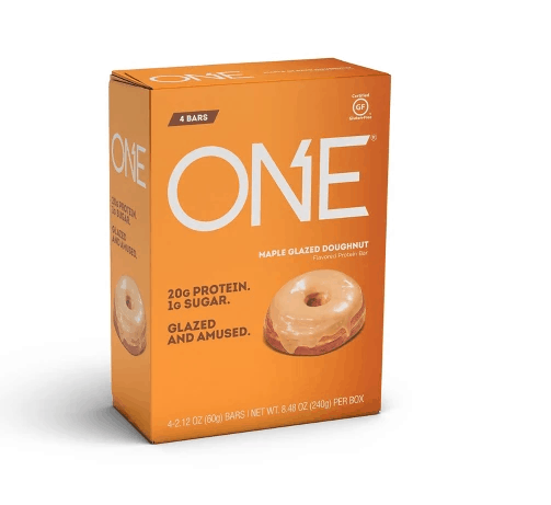 One Protein Bars
