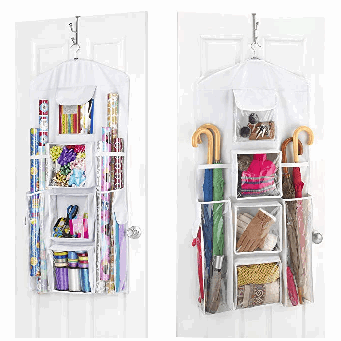 wrapping organizer