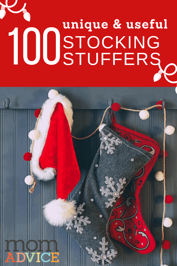 100 Unique Stocking Stuffers Everyone Will Love