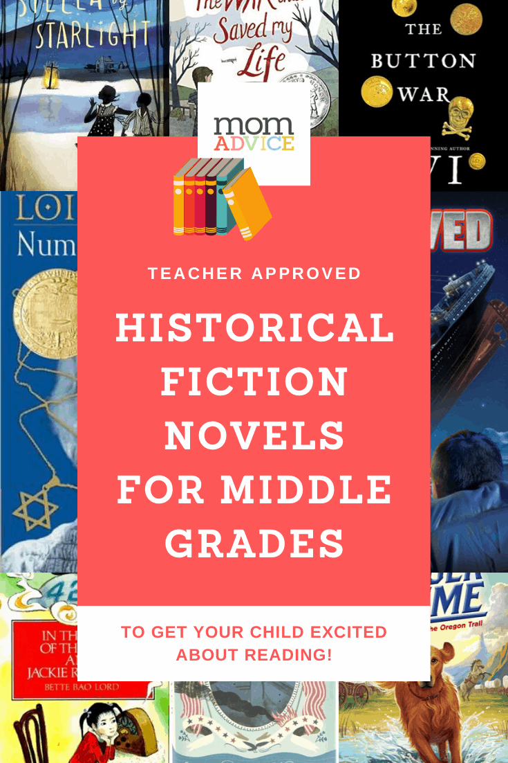 Historical Fiction For Middles Graders
