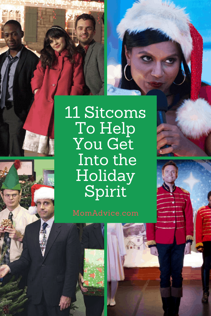 11 Sitcoms to Get You in the Holiday Spirit from MomAdvice.com