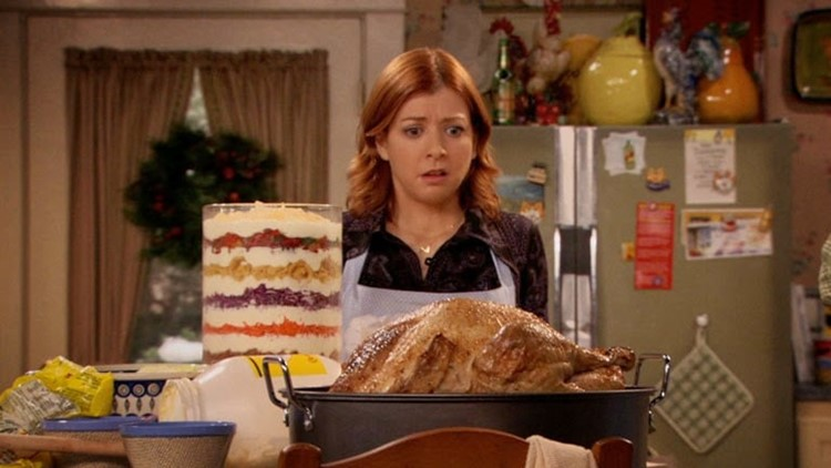 6 Sitcoms That Make Us Give Thanks from MomAdvice.com