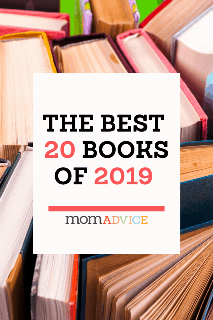 The Best Books of 2019 from MomAdvice.com