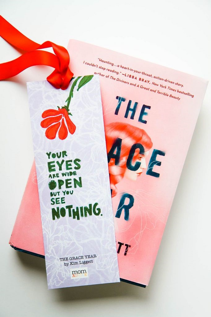 The Grace Year Book Club Free Printable Bookmark