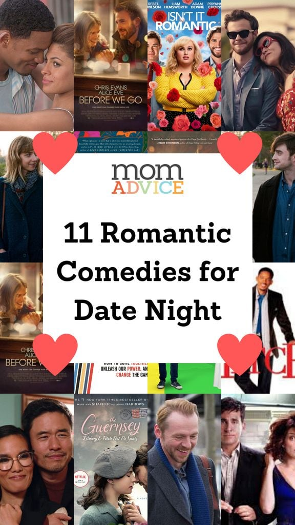 11 Rom Coms for the Perfect Date Night