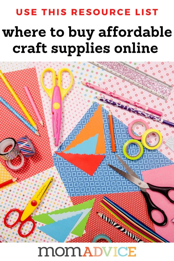 Where to Buy Affordable Craft Supplies Online