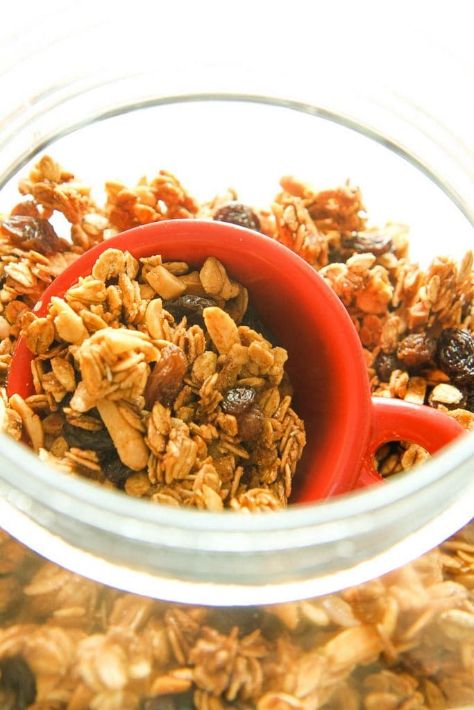 The Best Easy Granola Recipe