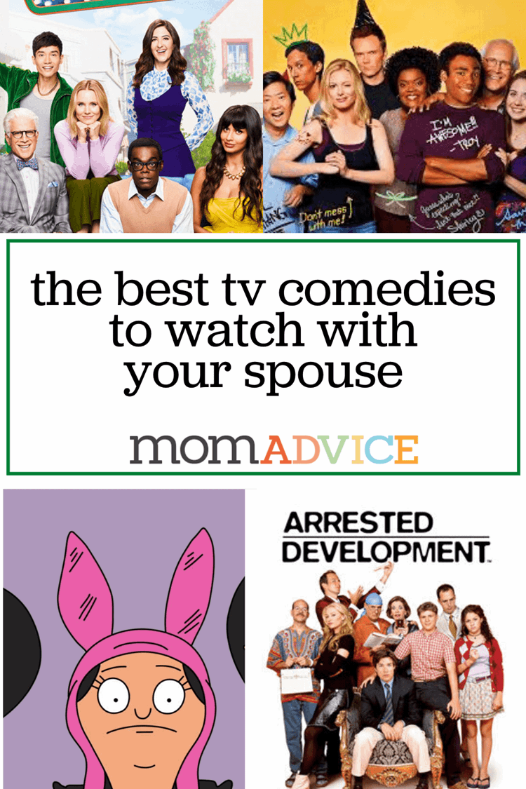 Hilarious TV Shows to Watch from MomAdvice.com