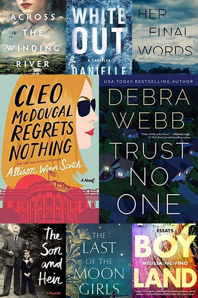 July Kindle First 2020 Books