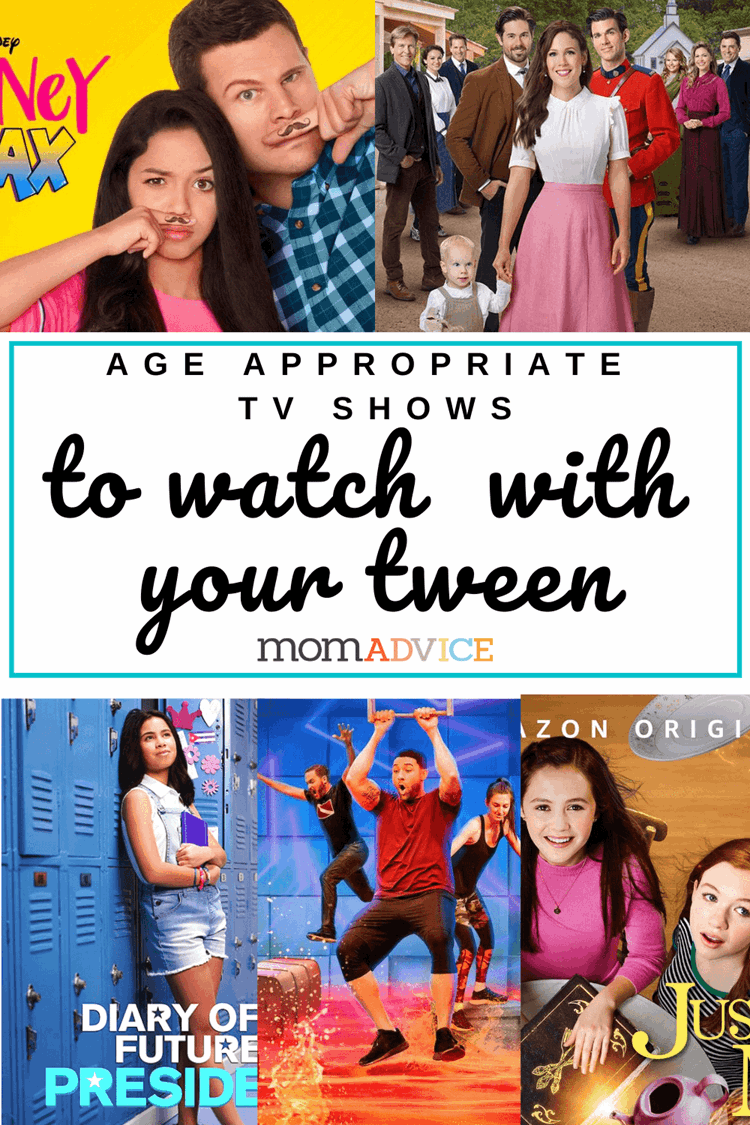 Shows for Tweens from MomAdvice.com