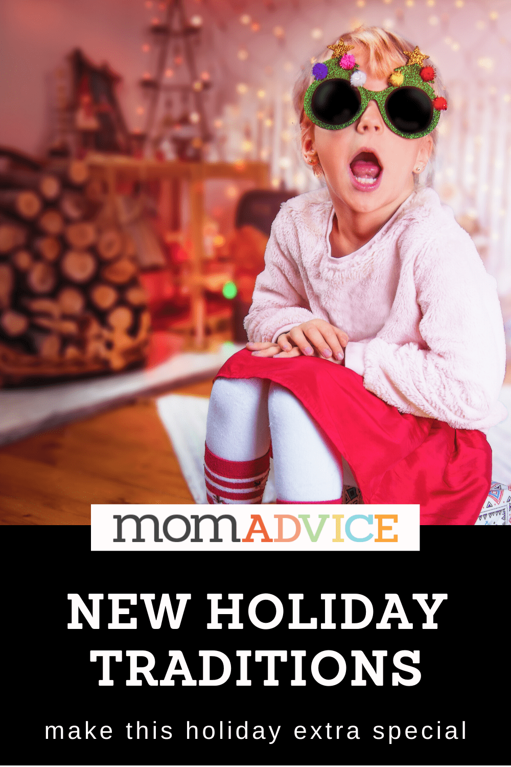 Holiday Family Traditions from MomAdvice.com