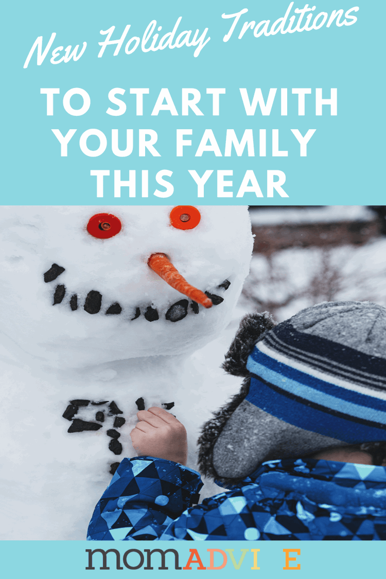 Holiday Traditions to Start with Family / MomAdvice.com