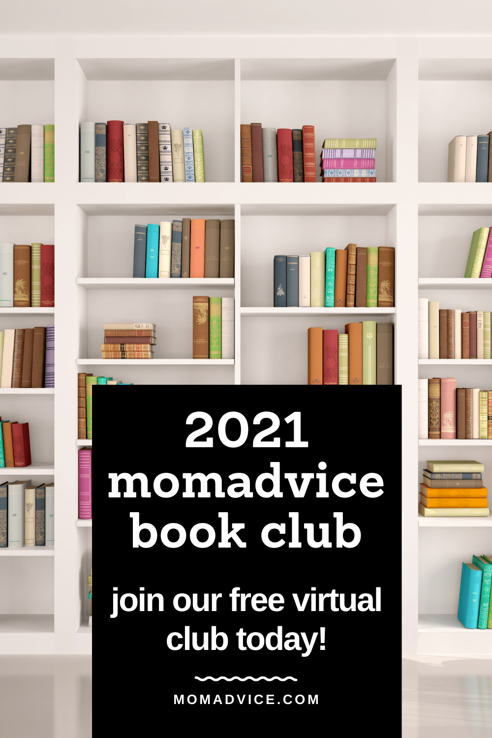 2021 MomAdvice Book Club Selections