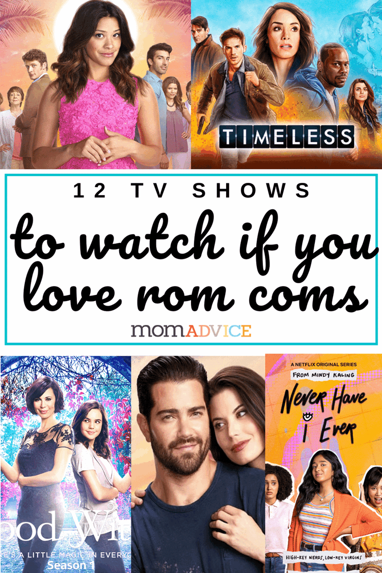TV Shows to Watch if You Love Romantic Comedies from MomAdvice.com