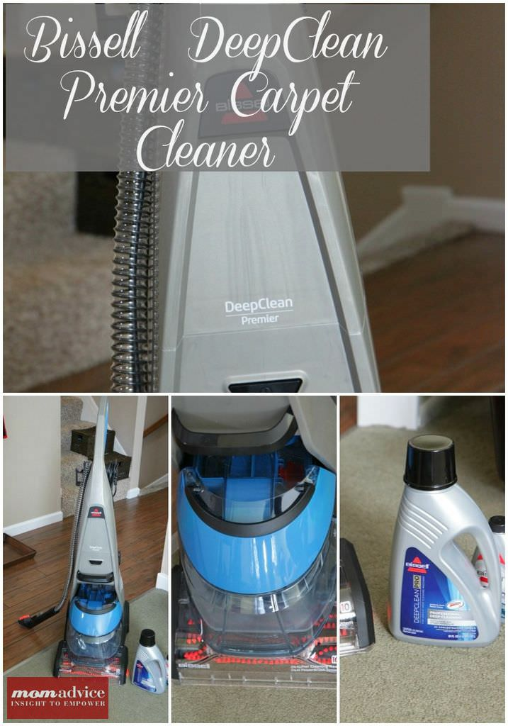 Review Bissell Deepclean Premier Carpet Cleaner